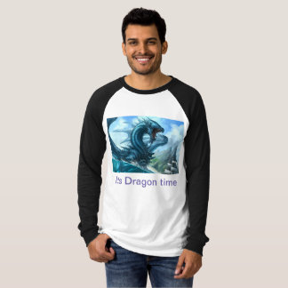 YOUTUBE Its Dragon time merch Adult shirt