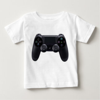Youtube Logo White Baby T-Shirt