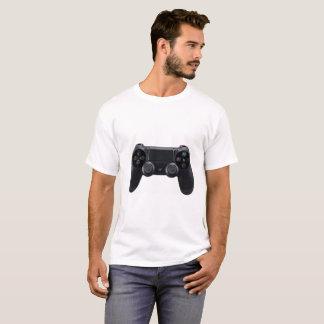 Youtube Logo White T-Shirt