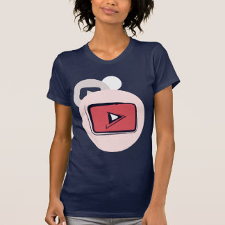 YouTube Social Media T-Shirt