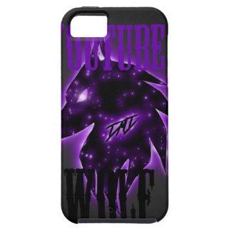 YOUTUBE WOLF IPHONE 5 CASE