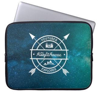 YouTuber/Explorer Laptop Case Computer Sleeve