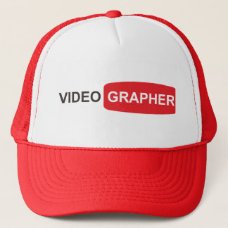 Youtuber Trucker Hat