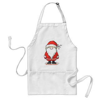 You've Been Naughty! - Christmas Chefs Apron
