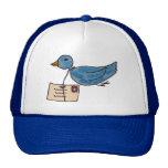 You've got mail cap