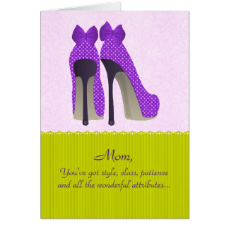You've Got Style Mother's Day Card