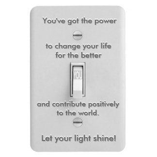 You've Got the Power! Magnet