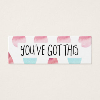 You've Got This Random Acts of Kindness Card