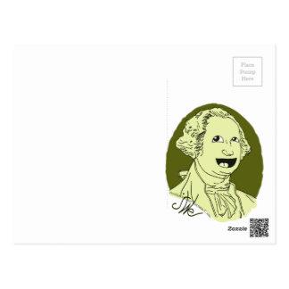 You've Got Weird Mail | #jWe | If I had a dollar. Postcard