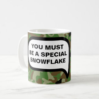 You've Won The Special Snowflake Award, Congrats. Coffee Mug