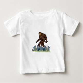 Yowie at Large Baby T-Shirt