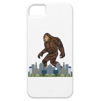 Yowie at Large Case For The iPhone 5