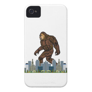 Yowie at Large Case-Mate iPhone 4 Case