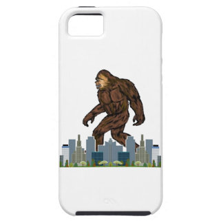 Yowie at Large iPhone 5 Case