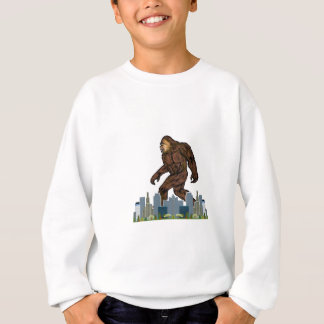 Yowie at Large Sweatshirt