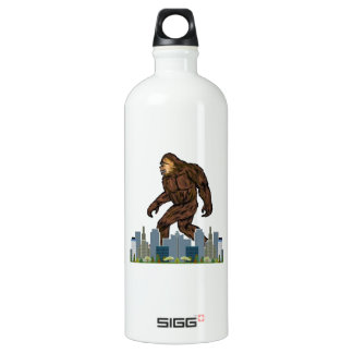 Yowie at Large Water Bottle