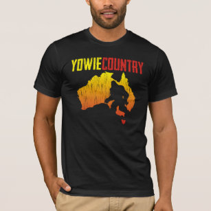 Yowie Country T-Shirt