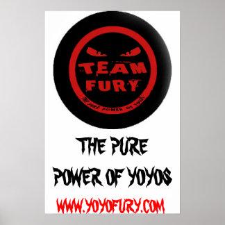 YOYOFURY POSTER