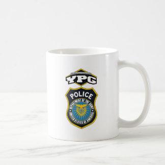 YPG Police Coffee Mug