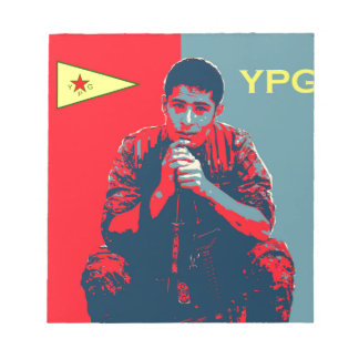 YPG Soldier 4 art 2 Notepad