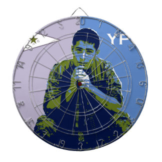 YPG Soldier 4 art 3 Dartboard