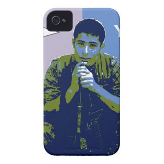 YPG Soldier 4 art 3 iPhone 4 Case