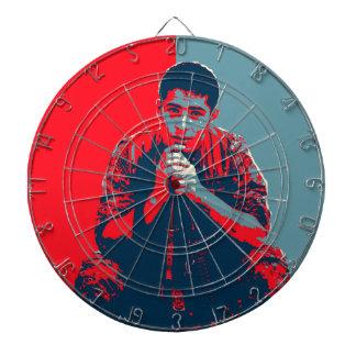 YPG Soldier 4 art Dartboard