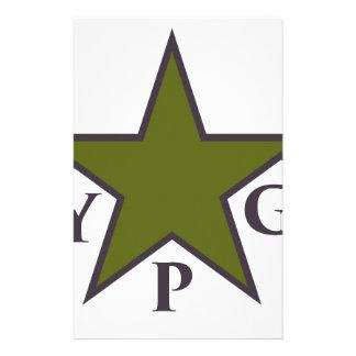 ypg-ypj 3 stationery
