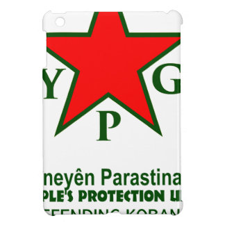 ypg-ypj - support kobani -clear case for the iPad mini