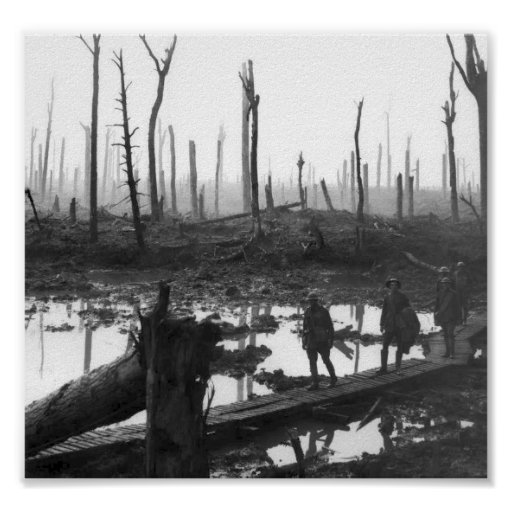 Ypres Print