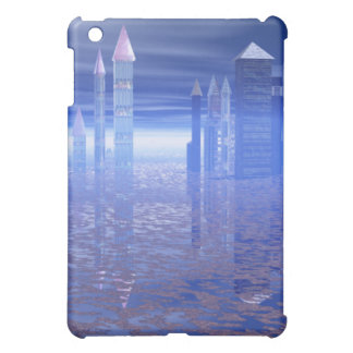 Ys Rising From The Sea by CricketDiane iPad Mini Covers