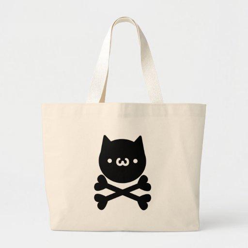 yu? Cat do ku ro Tote Bags