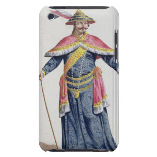 Yu Emperor of China from 'Receuil des Estampes, Re iPod Touch Case-Mate Case