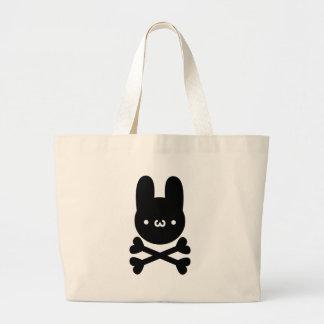 yu? Rabbit do ku ro Jumbo Tote Bag