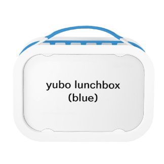 yubo lunchbox (blue)