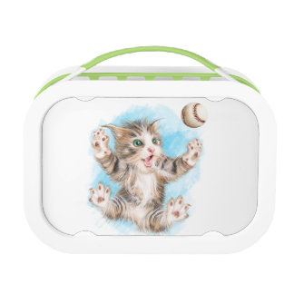 Yubo Lunchbox, Green Lunch Box