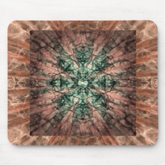 Yucca Op Quilt Mouse Pad