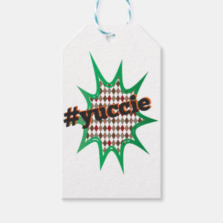 Yuccie Green Young Urban Creative #Yuccie Gift Tags