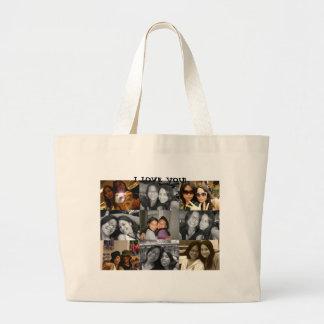 Yuchen's Christmas Present 2006 Large Tote Bag