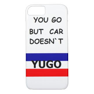 Yugo iPhone 8/7 Case