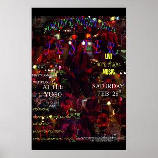 yugo poster