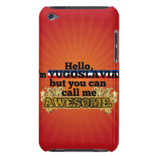 Yugoslavian, but call me Awesome iPod Case-Mate Cases