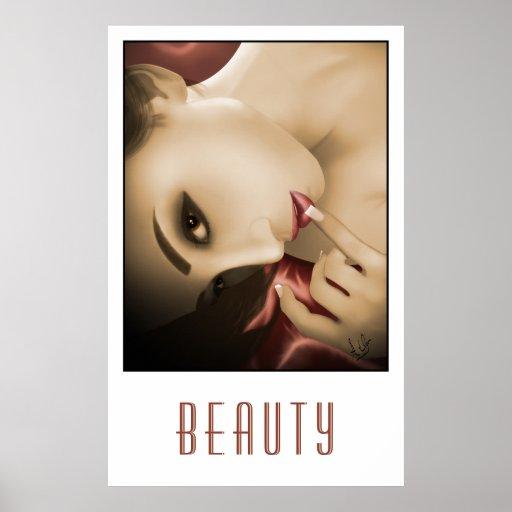 Yuki Canvas Poster