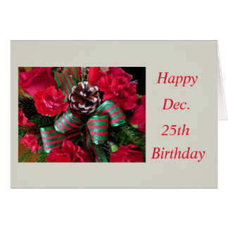 Yule Arrangement 2 Card