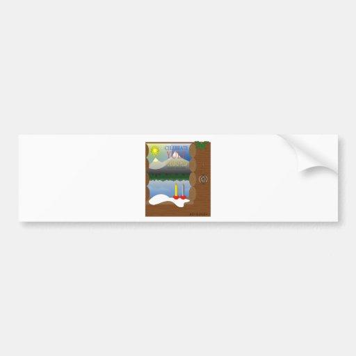 Yule Bumper Stickers