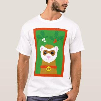 Yule ferret shirt