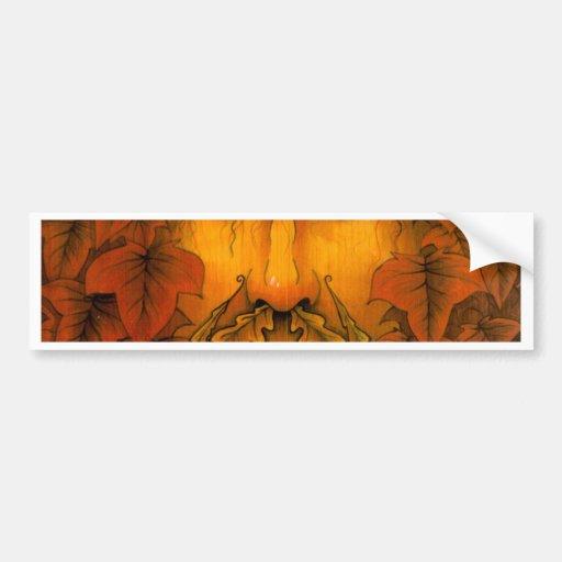 Yule King Bumper Sticker