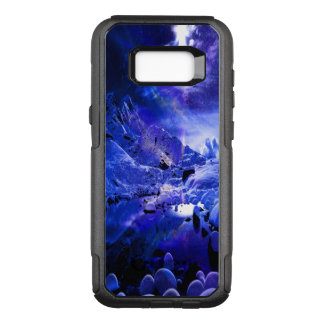 Yule Night Dreams OtterBox Commuter Samsung Galaxy S8+ Case