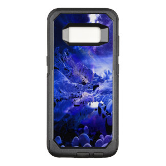 Yule Night Dreams OtterBox Commuter Samsung Galaxy S8 Case