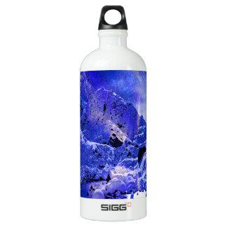 Yule Night Dreams Water Bottle